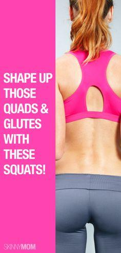 Ahead: Drop It Like A Squat [VIDEO] Get a tight booty with this squat sequence.Get a tight booty with this squat sequence. Fitness Motivation, Fit Girl Motivation, Fitness Goals, Health Fitness, Fitness Quotes, Arthritis, Squats Video, Oufits Casual, Skinny Mom
