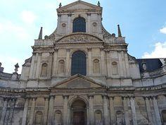 Abbaye des Prémontrés.Pont-à-Mousson, Lorraine