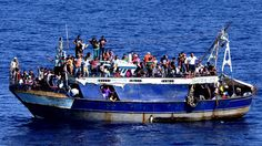 700 migrants feared dead after human traffickers 'deliberately sank the boat'