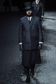 Thom Browne - Fall 2015 Menswear