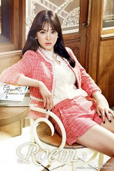Hair Styles : Easy Hairstyles For Thin Styless ~ Charis Burn Daegu, Korean Beauty, Asian Beauty, Song Hye Kyo Style, Korean Girl, Asian Girl, Korean Actresses, Korean Actors, Asian Celebrities