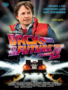Back to the future on pinterest back
