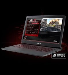 ASUS ROG G751JT-CH71 17.3-Inch Laptop