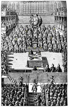 Trial Of Charles I, January Charles I 1600 To King Of England, Scotland And Ireland. From The Book Short History Of The English People By J. Green Published London Poster Print x Queen Mary Ii, Mary Queen Of Scots, Uk History, British History, House Of Stuart, English Monarchs, Local Museums, Independance Day, England