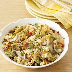 California Asian Pasta Salad Recipe (with avocado)