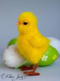 Znalezione obrazy dla zapytania filcowany kurczak