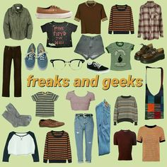 Love love love freaks and geeks