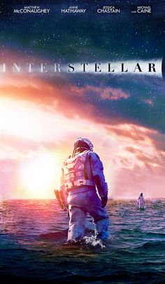 Interstellar - movie poster - Phumiphat Chupun
