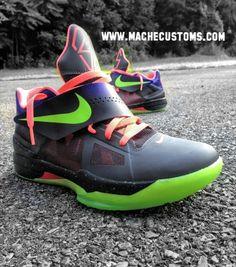 b8d1ad526b50 Original Nike KD 4 Un Nerf Custom Copuon Code – Michael Jordan Shoes
