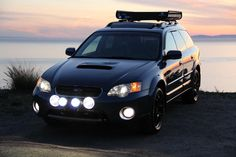 I've enjoyed driving my 2005 Subaru Outback the past several years (bought used in late 2005). It doesn't look like this XT model, but it'll do.