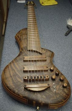 Jake Marchlewski 6 string bass