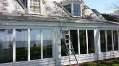 Slate roof repair. Hilton Village, Newport News Virginia