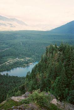 "upclosefromafar: ""taylormccutchan: "" Rattlesnake ridge with my buds "" ~My Hidden Nirvana~ """