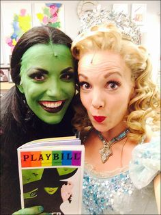 From the Barricades to the Fun Home, See Your Favorite Broadway Stars Show Their Pride With These Playbill Selfies! - Photo - Playbill.com