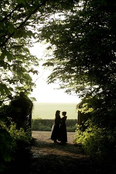 Becoming Jane - Jane Austen and Tom Lefroy