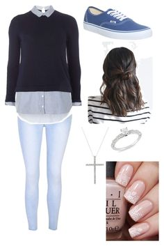 """""""Unpacking day!"""" by rikey-byrnes on Polyvore featuring Glamorous, Dorothy Perkins, Vans and Ice"""