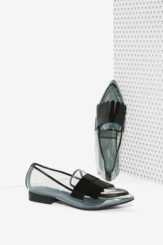 Clear Loafer