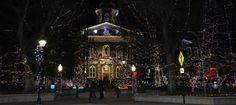 Travel | Nevada | Main Streets | Christmas Decorations | Christmas Towns | Holidays