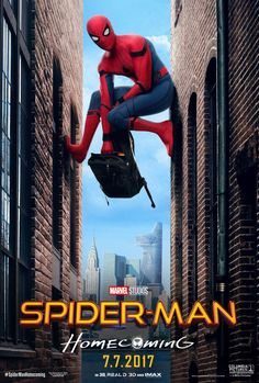 "Spider-Man: Homecoming 2017 Art Movie 19""X14"" Poster #ebay #Collectibles"