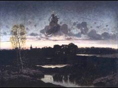 Józef Szermentowski - Stella Mattutina (1874)