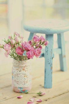 Decorar en turquesa y rosa