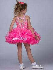 Toddler Pageant Dresses - PageantDesigns.com