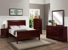 322 Chablis Bedroom Sets - Berrios te da más