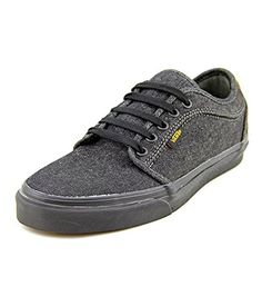 46dfc404a9 Vans Mens Chukka Low Denim Women s Skateboarding Shoesing Shoes 65  BlackCork   To view further for