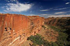 Kings Canyon. NT