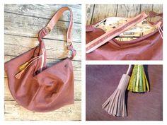 Le #sac Swing d'Aline.  Patron de #couture Sacôtin