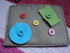 Cute DIY learning games This would go good in a quiet book