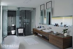 Fürdőszoba, a kényelem centruma - Szép Házak Online