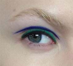 Makeup para Alexander Herchovitch #FWNY #AW13