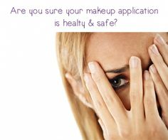 Are you sure your makeup application is healthy and safe? Hiring makeup artist for bridal makeup? Consider reading this article