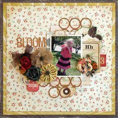 Bloom+-+My+Creative+Scrapbook - Scrapbook.com