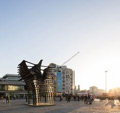 Serra Gate | GAD Architecture | Archinect