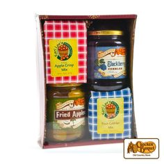 Send some country goodness to a friend or family member with our pre-packaged cobbler gift bundle in a festive box.     Answer fun questions and you could win in the Cracker Barrel Old Country Store Pick it to Win it Sweepstakes. Start 'picking' your answers at crackerbarrel.com/win (ends Jan 2, 2013).
