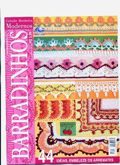 BARRADINHOS ANO 2 Nº 5 - COLEÇÃO BORDADOS MODERNOS - claudia - Álbuns da web do Picasa