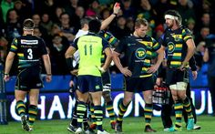 Dylan Hartley could miss start of Six Nations after red card as Leinster thrash Northampton - Telegraph.co.uk