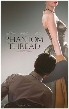 #PhantomThread | Trailer Oficial | Estrelando Daniel Day-Lewis, Lesley Manville e Vicky Krieps, com direção de Paul Thomas Anderson.