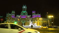 Cybele Palace (City Hall) & Plaza de Cibeles - Madrid, Spain The Plaza de Cibeles is a square with a neo-classical complex of marble sculptures with fountains that has become an iconic symbol for…