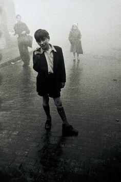 Robert Frank, 1952, London