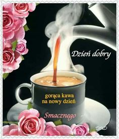 Good Day, Chocolate, Tableware, Humor, Photography, Morning Pics, Polish, Buen Dia, Good Morning