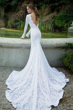 Gorgeous Long Flowy Lace Dresses