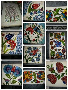 Fatma Altıntop Yeni boyamalarımız