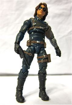 captain america the winter soldier new action figures  | ... : HASBRO CAPTAIN AMERICA – WINTER SOLDIER | Action Figure Times