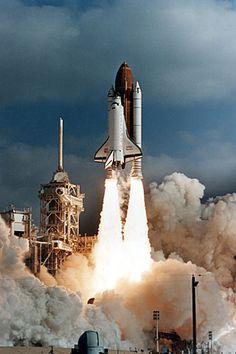 Hubble Launch