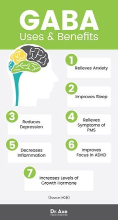 What Is GABA? The Brain-Boosting, Anxiety-Busting Power of GABA Most people have never even heard of GABA, let alone know what it does in the body. However, for those suffering from anxiety or insomni. Lemon Benefits, Coconut Health Benefits, Health Tips, Health And Wellness, Health Fitness, Heart Attack Symptoms, Endocannabinoid System, Depression Symptoms, Growth Hormone