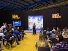 5ª edición del Foro Ser Emprendedor, celebrada el  25 y 26  de octubre de 2016 en el Palacio de Ferias y Congresos de Málaga (Fycma)   www.foroseremprendedor.com