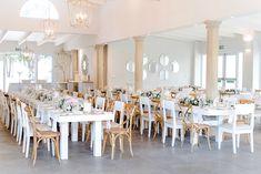 Sophisticated White Light Wedding Gauteng, South Africa. Pics: @damorphoto. Get inspired - click for more: http://www.confettidaydreams.com/white-light-wedding-gauteng/